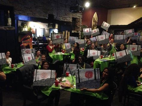 paint nite las vegas groupon vegas pictures valley teenagers event flowers