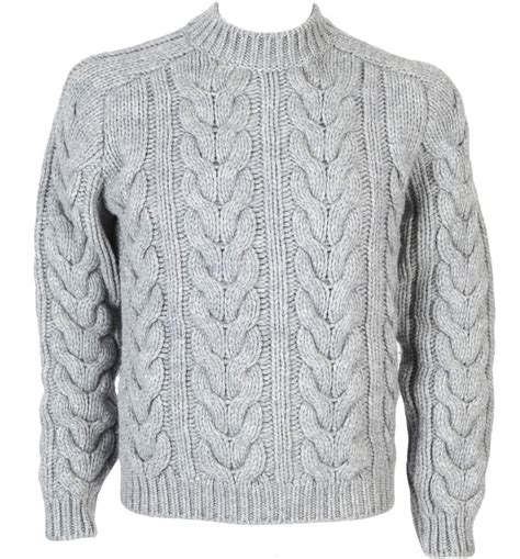 how to knit a jumper cable knit jumper trend of this winter crochet and knit