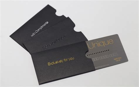 how to make a card sleeve compliment your metal card with luxury card sleeves