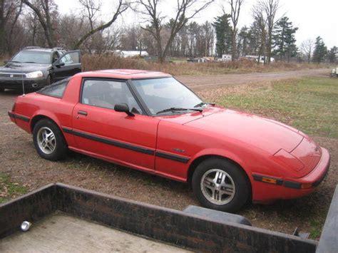 manual repair autos 1983 mazda rx 7 windshield wipe control 1984 mazda rx7 gsl rotary 1979 1980 1981 1982 1983 1985 survivor 1 owner