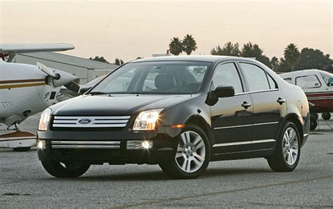 2006 Ford Fusion by 2006 Ford Fusion Information And Photos Zombiedrive