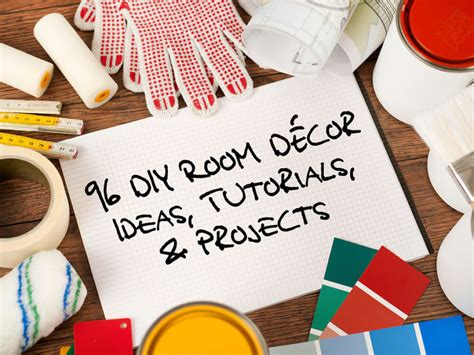diy projects tutorials 96 diy room d 233 cor ideas to liven up your home