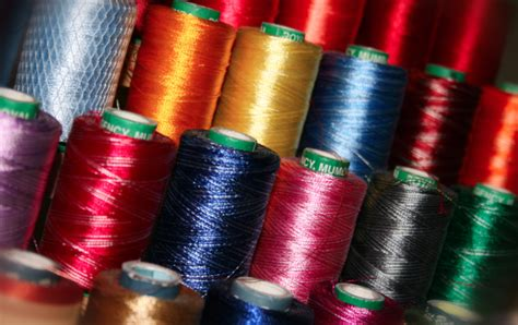 threads and embroidery thread embroidery craft ideas