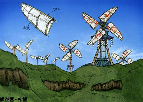 bead mill wiki file kusa windmills jpg ōkami wiki the wiki about ōkami