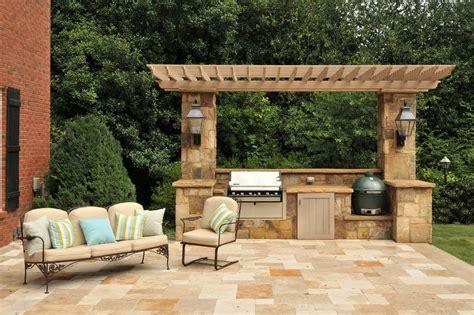 patio kitchen designs splashy kamado joe in patio traditional with outdoor