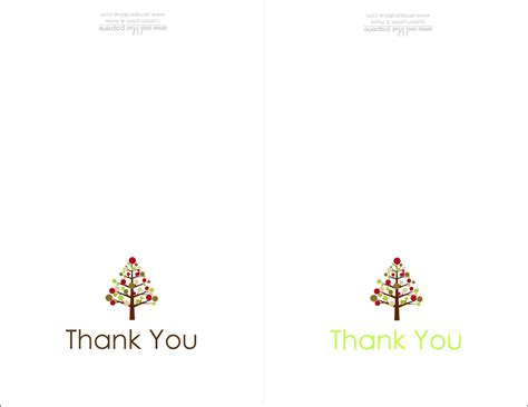 how to make a thank you card how to create thank you card templates free word anouk