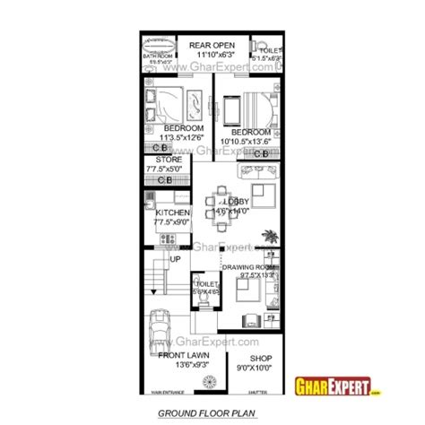 50 sq yard home design 28 50 sq yard home design house plan for 30 by