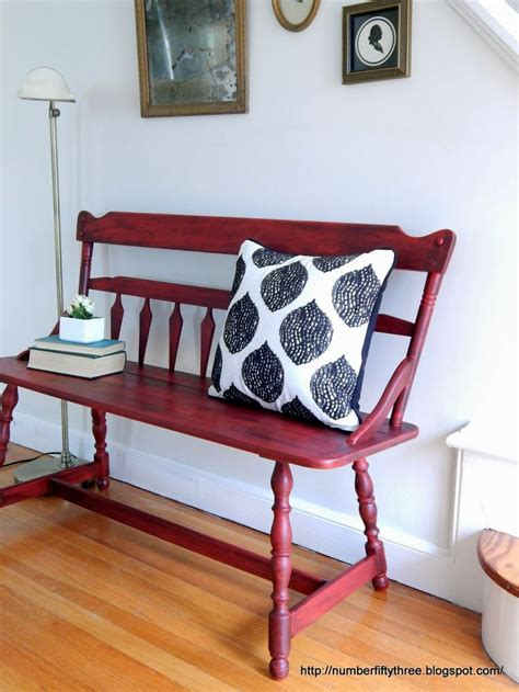Pin By Bobbie On Chairs Benches Chalk Paint