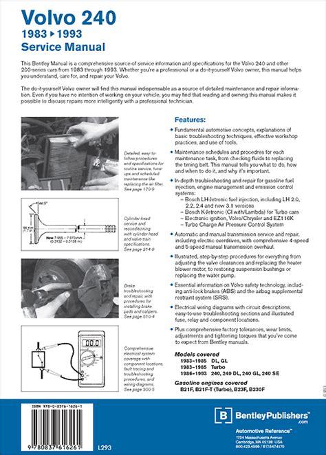 free car repair and service manual 2011 volvo c30 t5 service manual free download parts manuals 1993 volvo 240 auto manual 2005 volvo s40 parts