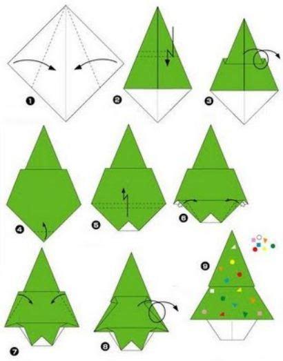 como armar un arbol de navidad como hacer un arbol de navidad con papiroflexia