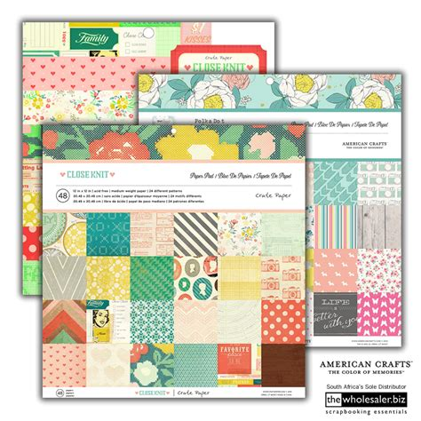 american paper crafts american crafts knockouts punches paper pads stickers