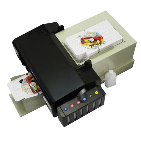 printers for card aliexpress buy id pvc card printer for epson l800 cd