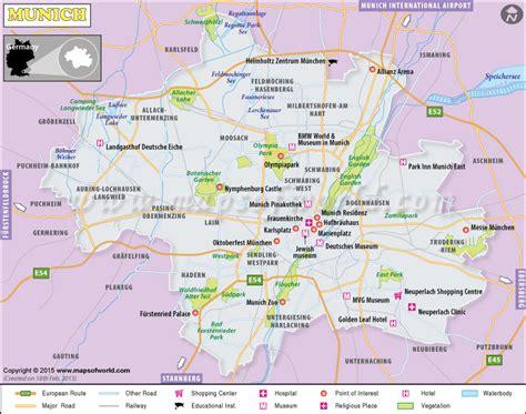 munich forecast map