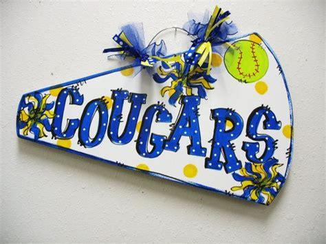 cheerleading crafts for cheer megaphone craft ideas