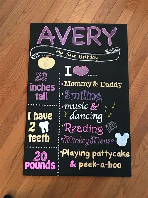 diy chalkboard birthday sign my diy chalkboard birthday sign for avery s birthday