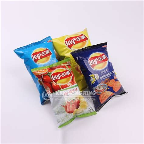 Modified Atmosphere Packaging Quality by Printed Back Sealed For Chips Equilibrium Modified
