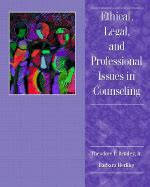 ethical and professional issues in counseling 5th edition 9780134061641 ethical and professional issues in