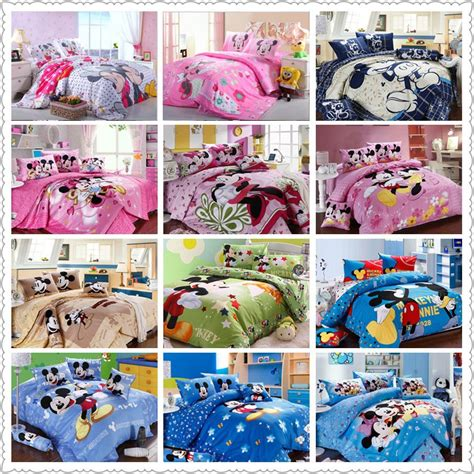 mickey mouse bed set get cheap mickey mouse bed set aliexpress