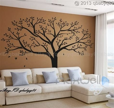 wall decor tree stickers family tree wall sticker vinyl home decals room