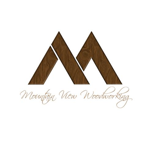 woodworks company woodworking logo drop work