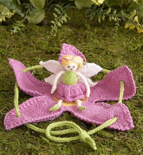 fairytale knitting patterns flora fairies and a knit simple 2011