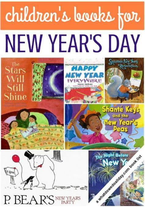 picture books children s books for a happy new year s day