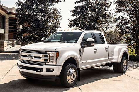 Ford Trucks by Ford F Series Duty Trucks Gain More Luxurious
