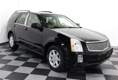 2004 Srx Cadillac For Sale by Used 2004 Cadillac Srx For Sale 2004 Used Cadillac Srx