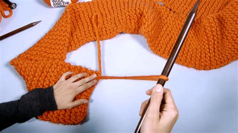 how to end a knit scarf how to knit a scarf knitting wool and the