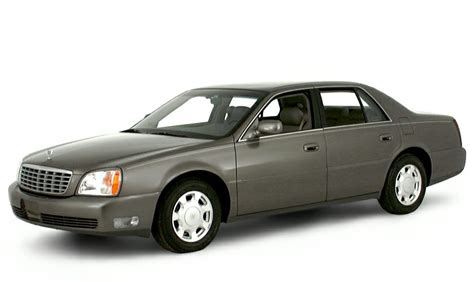 2000 Cadillac Sedan 2000 cadillac base 4dr sedan information