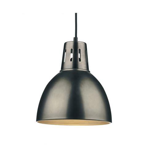 pendant ceiling light osaka easy fit antique chrome ceiling pendant light