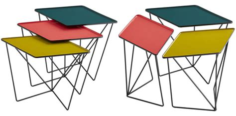 Twelve fabulous nesting tables that work great in cramped quarters   Living in a shoebox