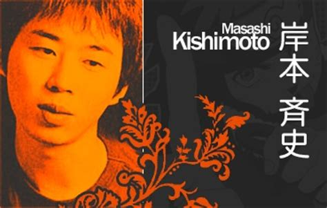 masashi kishimoto list creator of