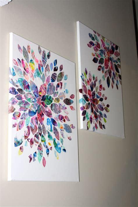 arts and crafts projects for 2 year olds best 25 toddler canvas ideas on