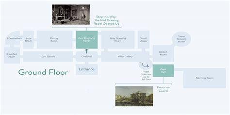 waddesdon manor floor plan floorplans waddesdon manor