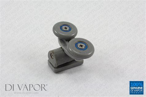 sliding shower door roller 25mm wheel pivot sliding shower door roller runners