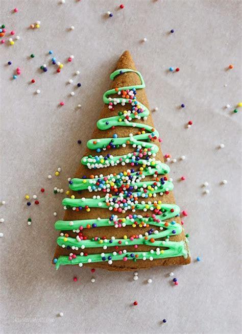 tree cookie gingerbread tree cookies skinnytaste