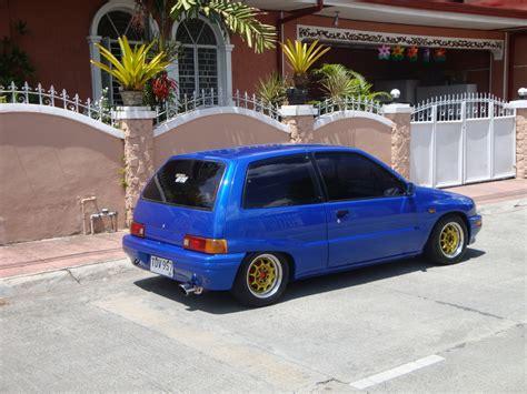 1992 Daihatsu Charade by 1992 Daihatsu Charade Photos Informations Articles