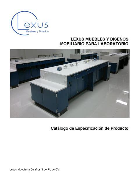 muebles de laboratorio mobiliario para laboratorio lexus by massivo diseno issuu