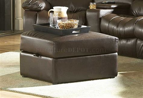 home theatre sectional sofa brown bonded leather home theater recliner sectional sofa