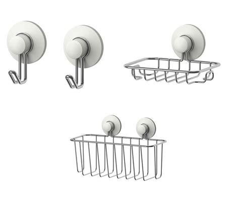 ikea immeln series ventouse salle de bains accessoires crochets porte savon paniers ebay