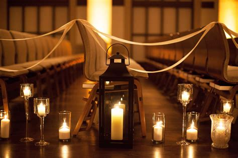 church candle lanterns wedding aisle lanterns ikea candles goin to the
