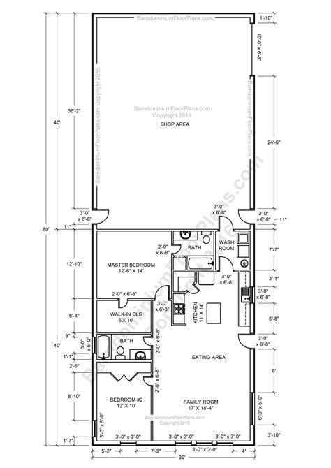 2 floor building plan barndominium floor plans pole barn house plans and metal