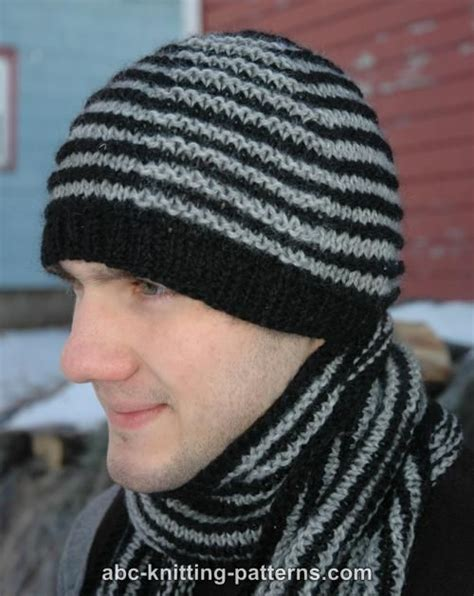 free knitting pattern mens beanie knitting patterns s hat free patterns