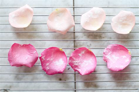 How To Make Frosted Petals 5 Steps With Pictures