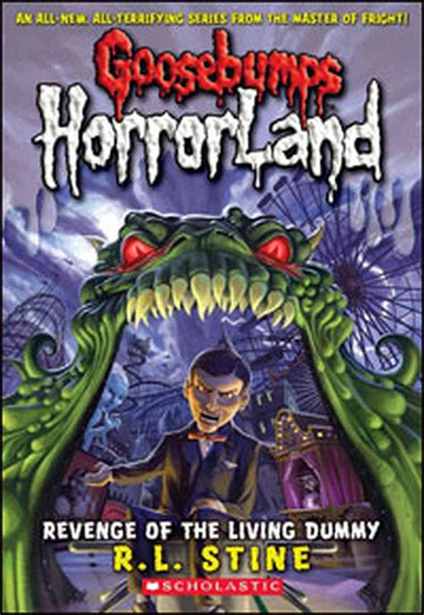 pictures of goosebumps books goosebumps and guffaws in stine s horrorland npr