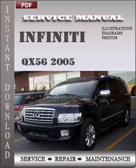 buy car manuals 2005 infiniti qx security system infiniti qx56 2005 service manual download servicerepairmanualdownload com