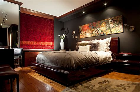 mens bedroom ideas how to choose the right bedroom lighting