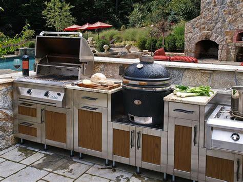 Kitchen Designs With Black Cabinets modern outdoor kitchen interiordecodir com