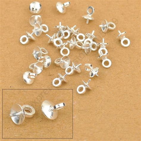 how to make jewelry findings 5mm wholesale 100pcs diy jewelry findings 925 sterling